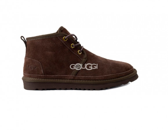 Neumel Boots Chocolate 2