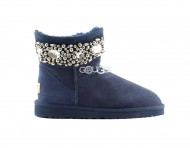 Jimmy Choo Multi Crystals Navy