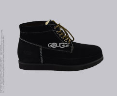 Mens Bettany Black