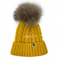 UGG Hat Yellow