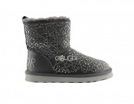 UGG Christian Dior Boot Grey
