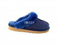 MENS Slipper Scufette Navy