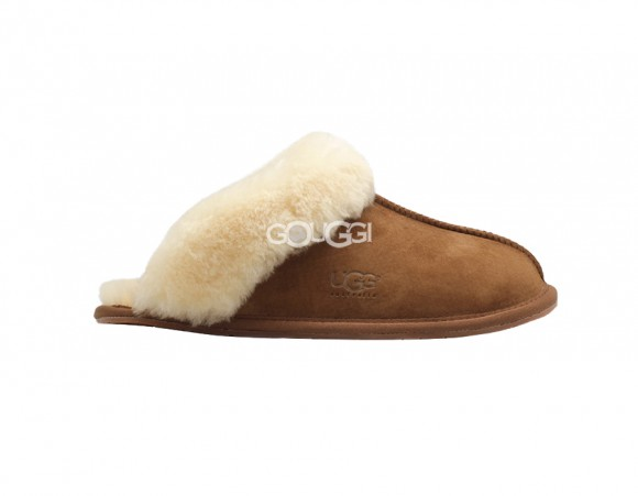 Coquette Slipper Chestnut